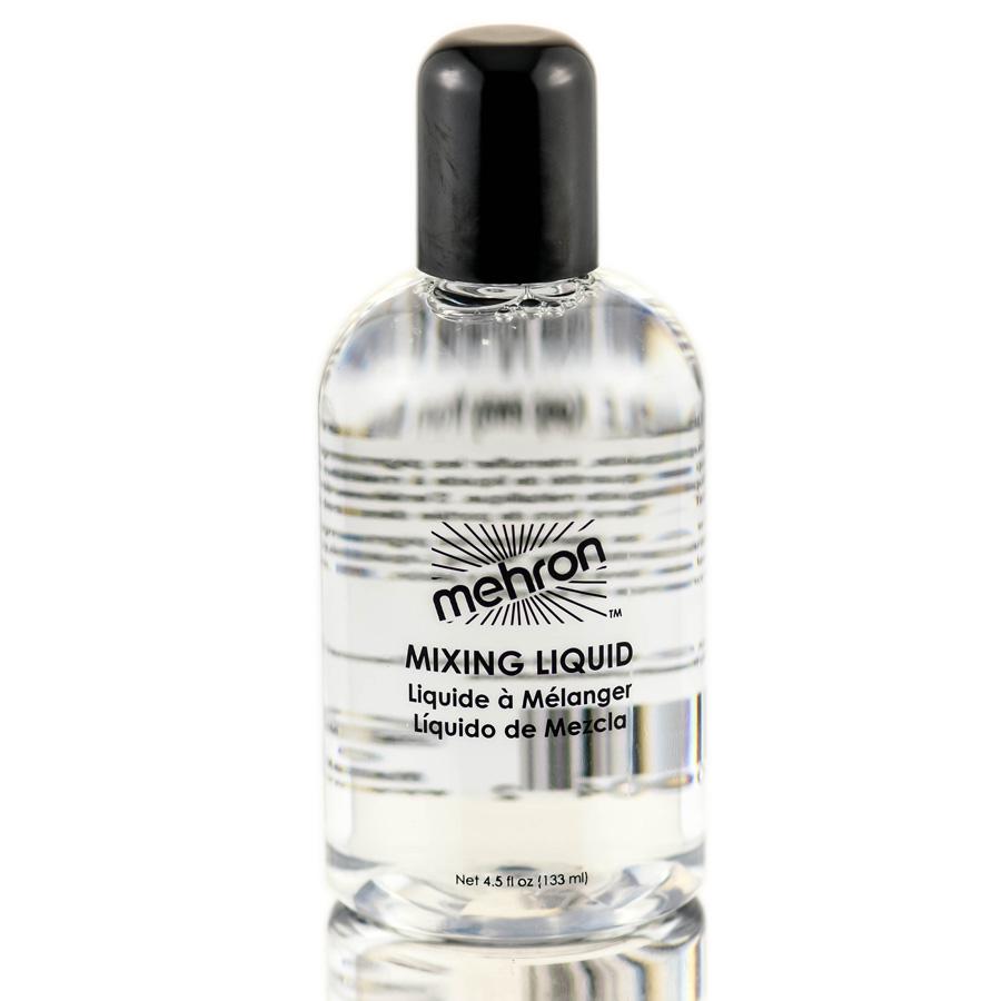 Mehron Mixing Liquid 45oz La Moda Chic Beauty Store Mer The Mist